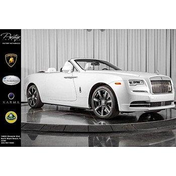 2019 Rolls-Royce Dawn for sale 101219821