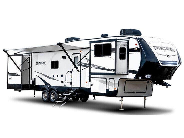 2019 Shasta Phoenix 370FE specifications