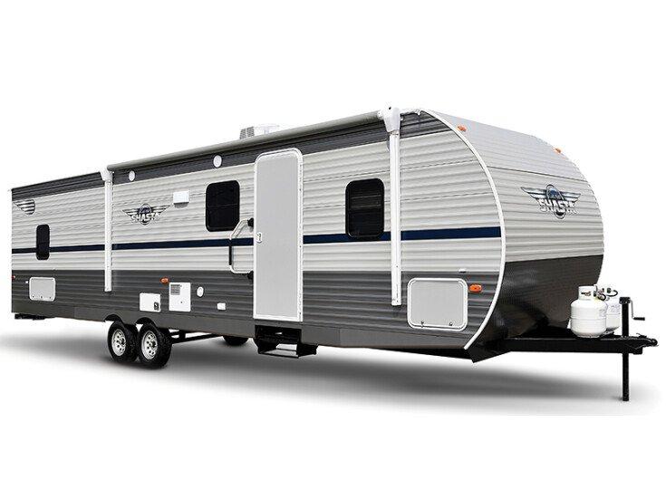 2019 Shasta Shasta 18FQ specifications