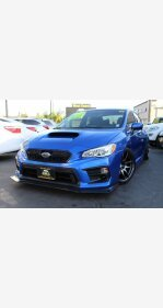 2019 Subaru WRX for sale 101339169