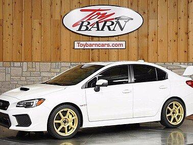 2019 Subaru WRX STI Limited for sale 101525086