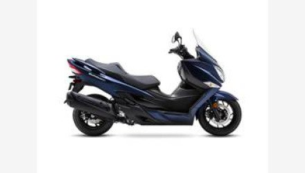 2019 Suzuki Burgman 400 for sale 200690826