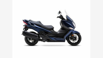2019 Suzuki Burgman 400 for sale 200745548