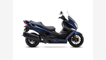 2019 Suzuki Burgman 400 for sale 200970485