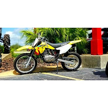 2019 Suzuki DR-Z125L for sale 200820333