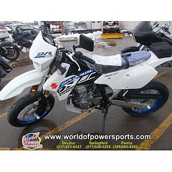 2019 Suzuki DR-Z400SM for sale 200686588