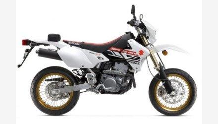 2019 Suzuki DR-Z400SM for sale 200622790