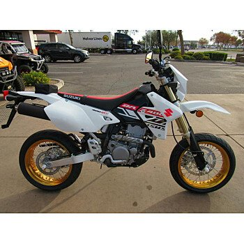2019 Suzuki DR-Z400SM for sale 200734444