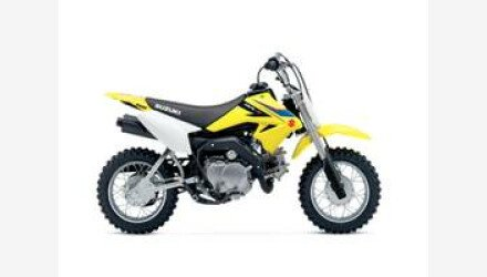 2019 Suzuki DR-Z50 for sale 200630889