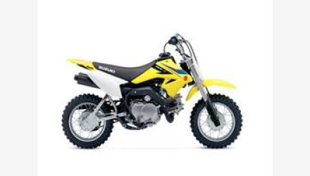 2019 Suzuki DR-Z50 for sale 200630890