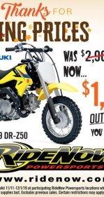 2019 Suzuki DR-Z50 for sale 200654365