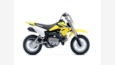 2019 Suzuki DR-Z50 for sale 200942778