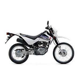 2019 Suzuki DR200S for sale 200626749