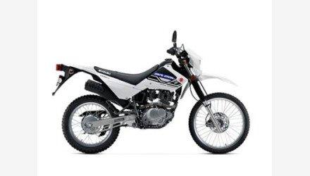 2019 Suzuki DR200S for sale 200647038