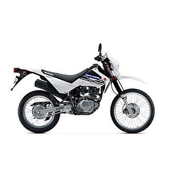 2019 Suzuki DR200S for sale 200686840