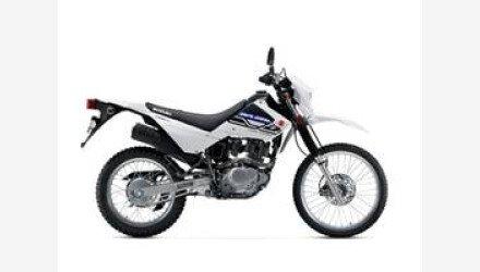 2019 Suzuki DR200S for sale 200703377