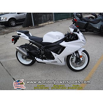 2019 Suzuki GSX-R600 for sale 200703636
