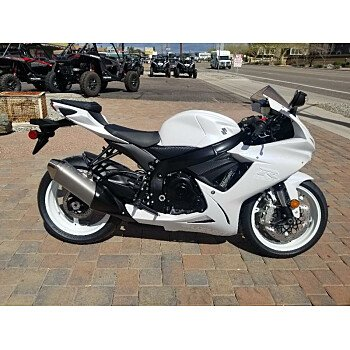 2019 Suzuki GSX-R600 for sale 200713201