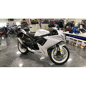 2019 Suzuki GSX-R600 for sale 200716231