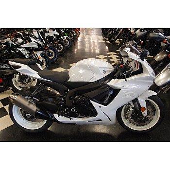 2019 Suzuki GSX-R600 for sale 200829395