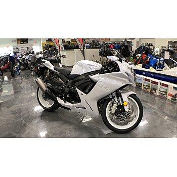2019 Suzuki GSX-R600 for sale 200830051