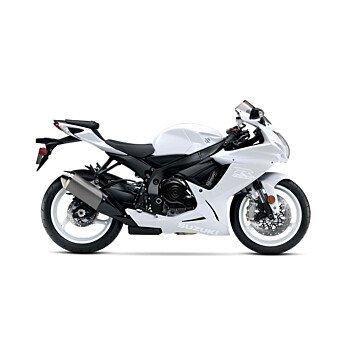 2019 Suzuki GSX-R600 for sale 200897048
