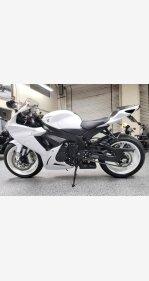 2019 Suzuki GSX-R600 for sale 200925420