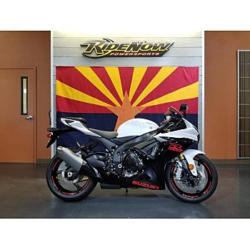 2019 Suzuki GSX-R750 for sale 200721072