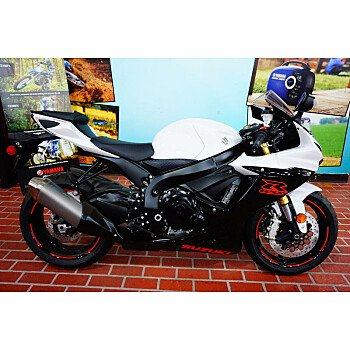 2019 Suzuki GSX-R750 for sale 200806652