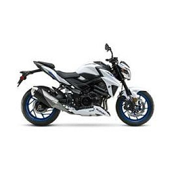 2019 Suzuki GSX-S750 for sale 200694578