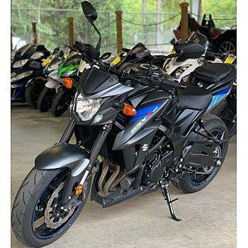 2019 Suzuki GSX-S750 for sale 200809106