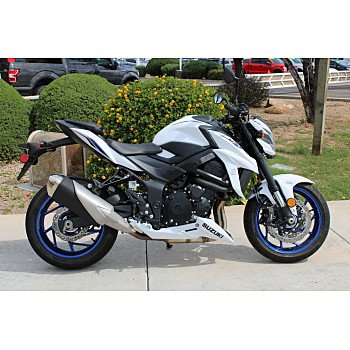 2019 Suzuki GSX-S750 for sale 200889188