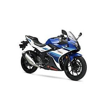 2019 Suzuki GSX250R for sale 200639909