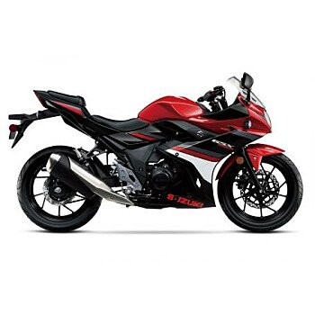 2019 Suzuki GSX250R for sale 200644609