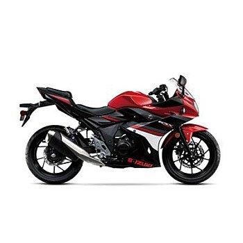 2019 Suzuki GSX250R for sale 200718500