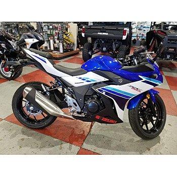 2019 Suzuki GSX250R for sale 200720041