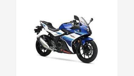 2019 Suzuki GSX250R for sale 200716487