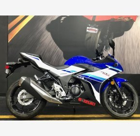 2019 Suzuki GSX250R for sale 200716654