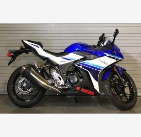 2019 Suzuki GSX250R for sale 200718491