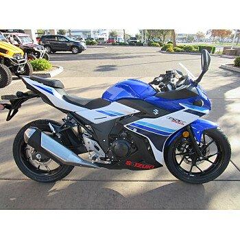 2019 Suzuki GSX250R for sale 200747913