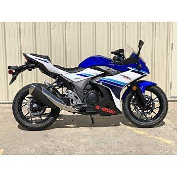 2019 Suzuki GSX250R for sale 200771428