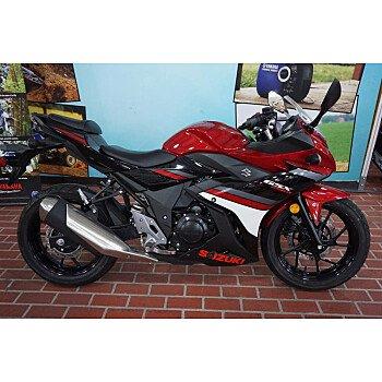 2019 Suzuki GSX250R for sale 200806645