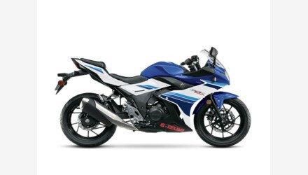 2019 Suzuki GSX250R for sale 200927528