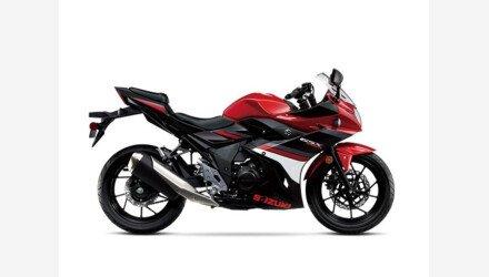2019 Suzuki GSX250R for sale 200937368