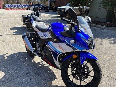 2019 Suzuki GSX250R for sale 201058810