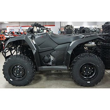 2019 Suzuki KingQuad 400 for sale 200589578