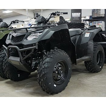 2019 Suzuki KingQuad 400 for sale 200589990