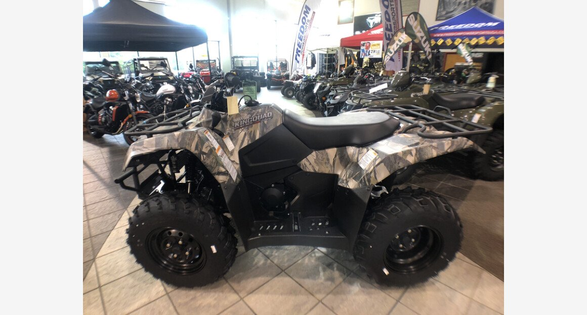 2019 Suzuki KingQuad 400 for sale 200594652