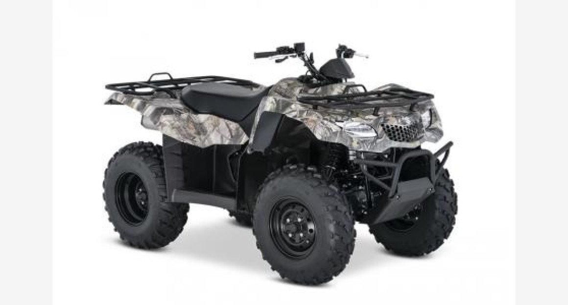 2019 Suzuki KingQuad 400 for sale 200608767