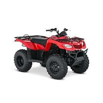 2019 Suzuki KingQuad 400 for sale 200627328